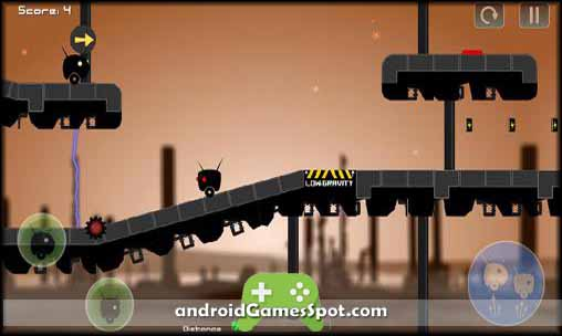 Robo Symbio free android games apk download