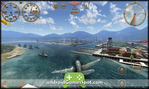 Sky Gamblers Storm Raiders free games for android apk download