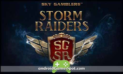 Sky Gamblers Storm Raiders game apk free download
