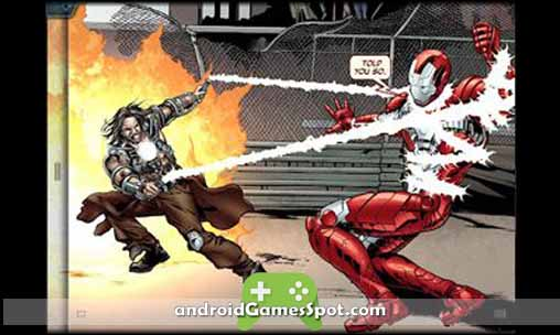 The Avengers-Iron Man Mark VII apk free download