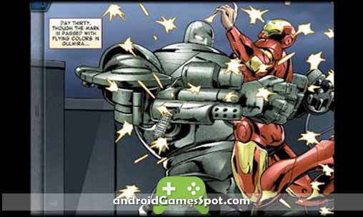 The Avengers-Iron Man Mark VII free games for android apk download
