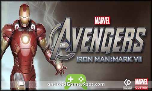 The Avengers-Iron Man Mark VII game apk free download