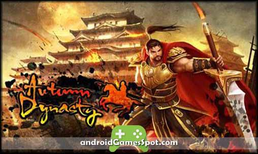 Autumn Dynasty RTS game apk free download