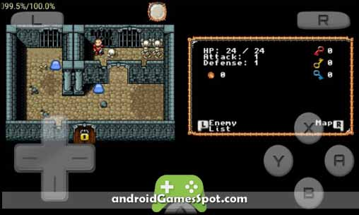 DraStic DS Emulator free games for android apk download