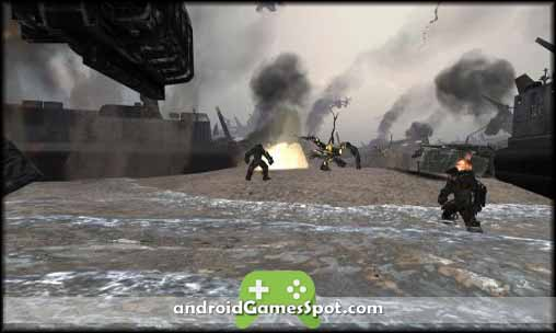 Edge of Tomorrow free games for android apk download