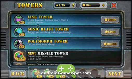 Fieldrunners 2 free games for android apk download