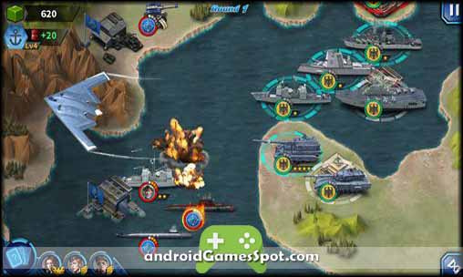 Glory of Generals 2 free android games apk download