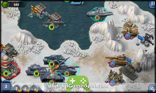 Glory of Generals 2 game apk free download