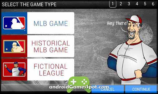 MLB Manager 2016 free games for android apk download