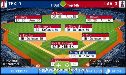 MLB Manager 2016 game apk free download