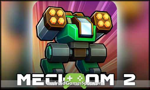 MechCom 2 3D RTS game apk free download