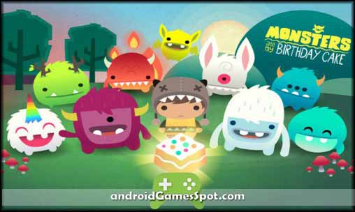 Monsters Ate My Birthday Cake game apk free download