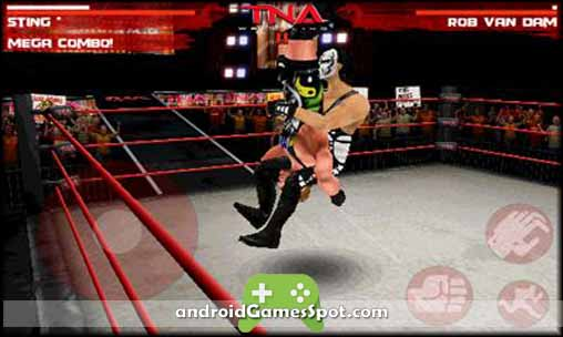 TNA Wrestling iMPACT free android games apk download