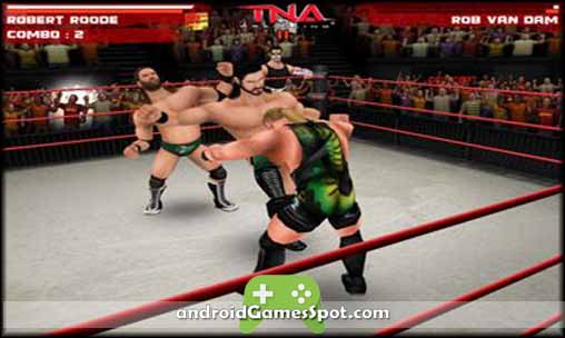 TNA Wrestling iMPACT free games for android apk download