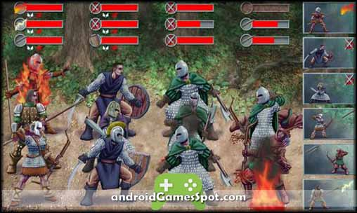 Tales of Illyria Fallen Knight apk free download