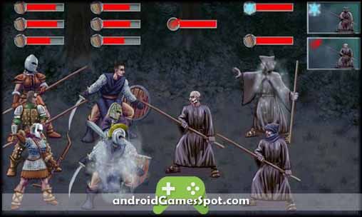 Tales of Illyria Fallen Knight free android games apk download