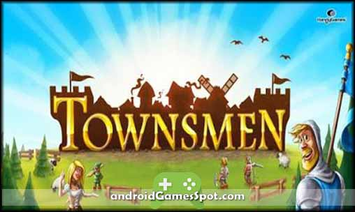 Townsmen Premium game apk free download