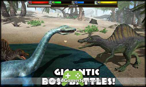 Ultimate Dinosaur Simulator free android games apk download