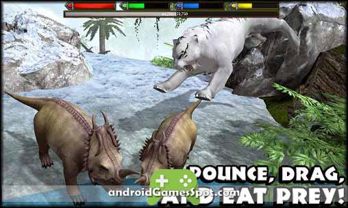 Ultimate Dinosaur Simulator free games for android apk download