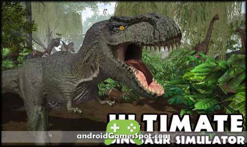Ultimate Dinosaur Simulator game apk free download