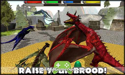 Ultimate Dragon Simulator game apk free download