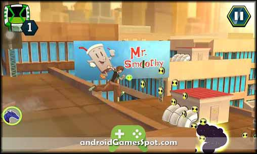 Undertown Chase Ben 10 free android games apk download