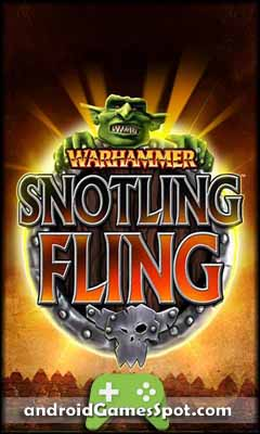 Warhammer Snotling Fling game apk free download