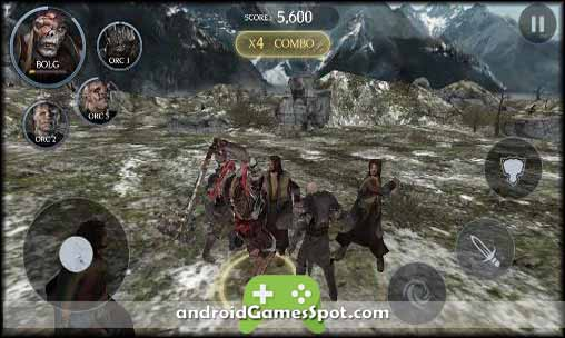 Fight for Middle earth free apk download