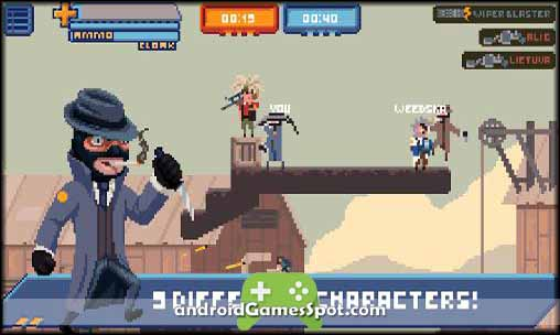 GANGFORT free android games apk download