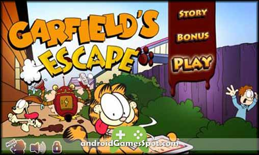 Garfield's Escape Premium game apk free download