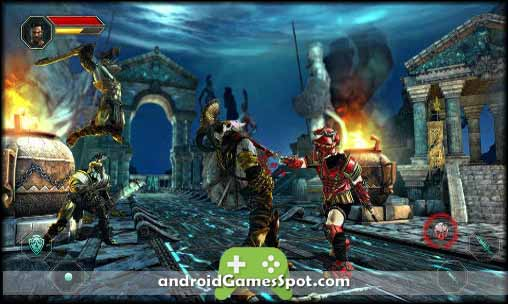 Godfire Rise of Prometheus free apk download