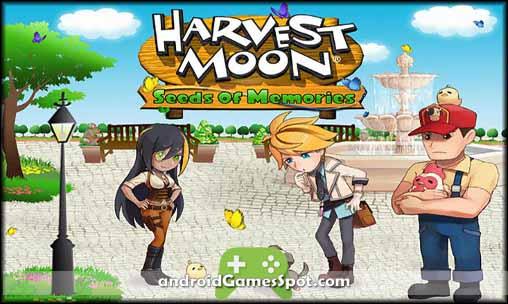 HARVEST MOON Seeds Of Memories game apk free download