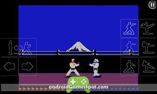 Karateka Classic free games for android apk download