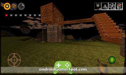 Minebuilder free games for android apk download