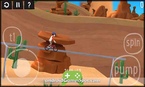Pumped BMX 2 free apk download