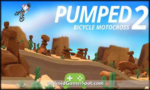 Pumped BMX 2 game apk free download