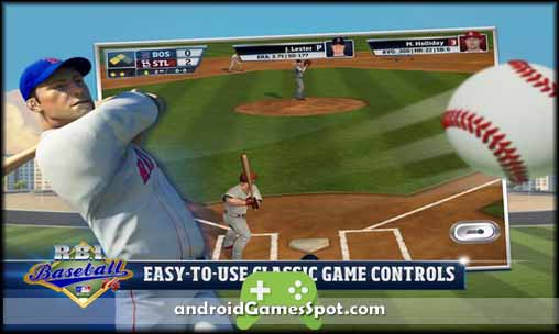 RBI Baseball 14 apk free download