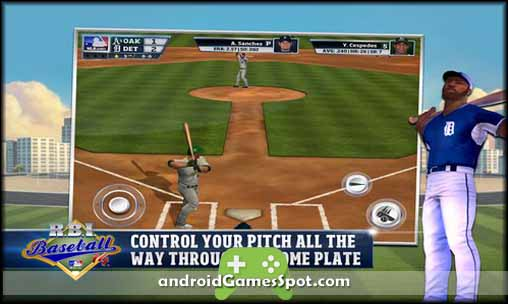 RBI Baseball 14 free apk download