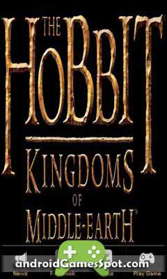 The Hobbit King Middle earth game apk free download