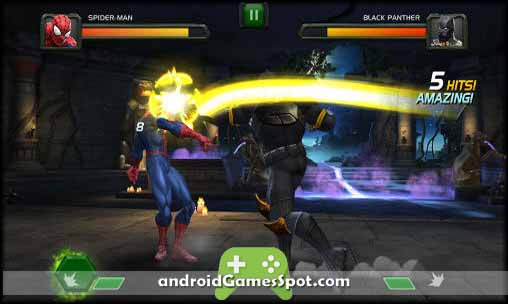 MARVEL Contest of Champions game apk free download