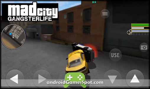 Mad City 2 Gangster life free apk download
