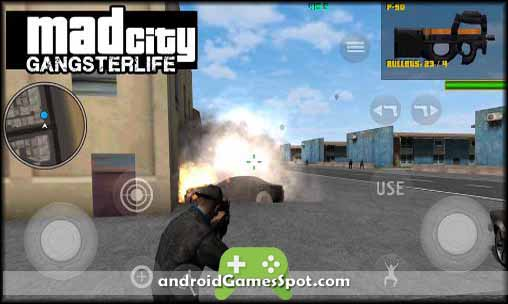 Mad City 2 Gangster life free download