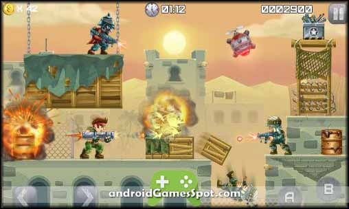 Metal Soldiers apk free download