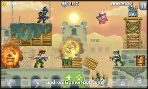 Metal Soldiers apk free download