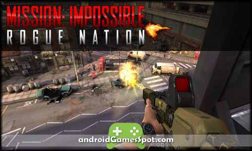 Mission Impossible RogueNation game apk free download