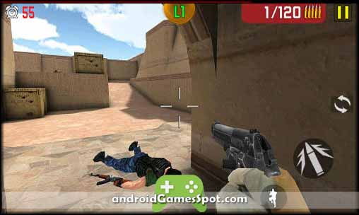 Shoot Hunter Killer 3D free apk download