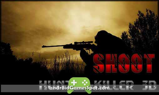 Shoot Hunter Killer 3D game apk free download