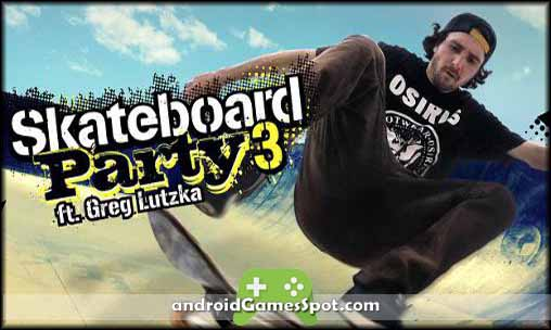 Skateboard Party 3 game apk free download
