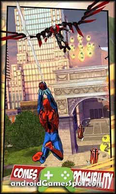 Spider-Man Unlimited apk free download
