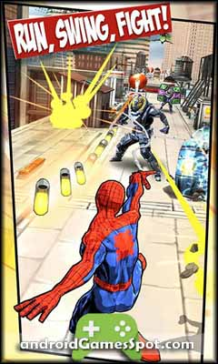 Spider-Man Unlimited free apk download